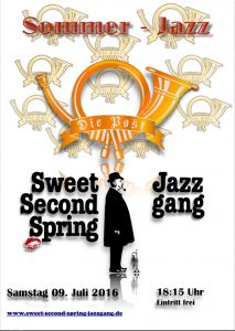 Post-Sommer-Jazz 9 Juli 16
